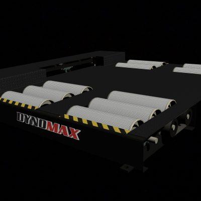 DYNOMAX 5000BRD PRO 4WD BRAKED 3