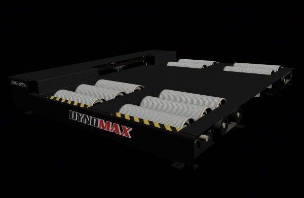 DYNOMAX 5000BRD PRO 4WD BRAKED 1
