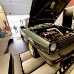 DYNOMAX 5000BRD 4WD BRAKED 8