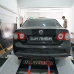DYNOMAX 4000brd 4WD BRAKED 16